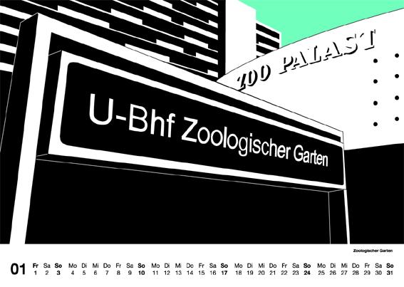 U Bahnhof Zoologischer Garten